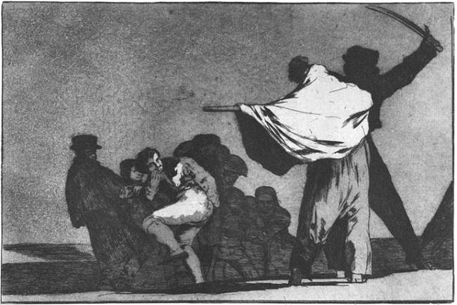 De Falla - El Amor Brujo | Goya, Disparates