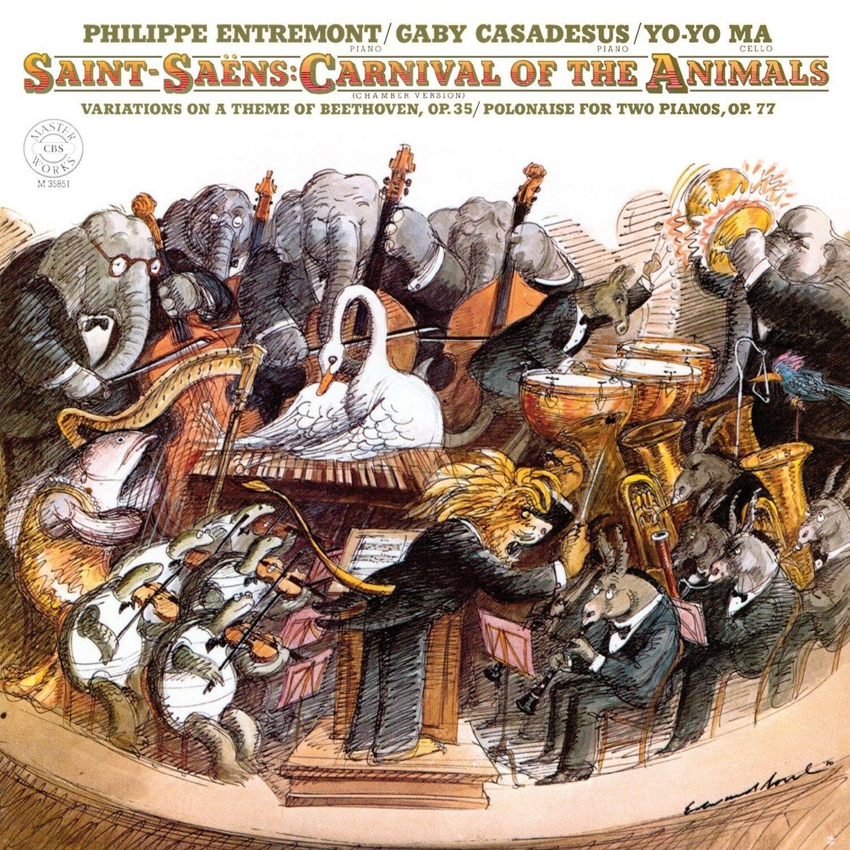 Carnaval dos Animais - Saint Saëns
