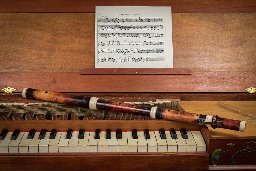 Bach – Sonata em Si Menor para Flauta e Cravo