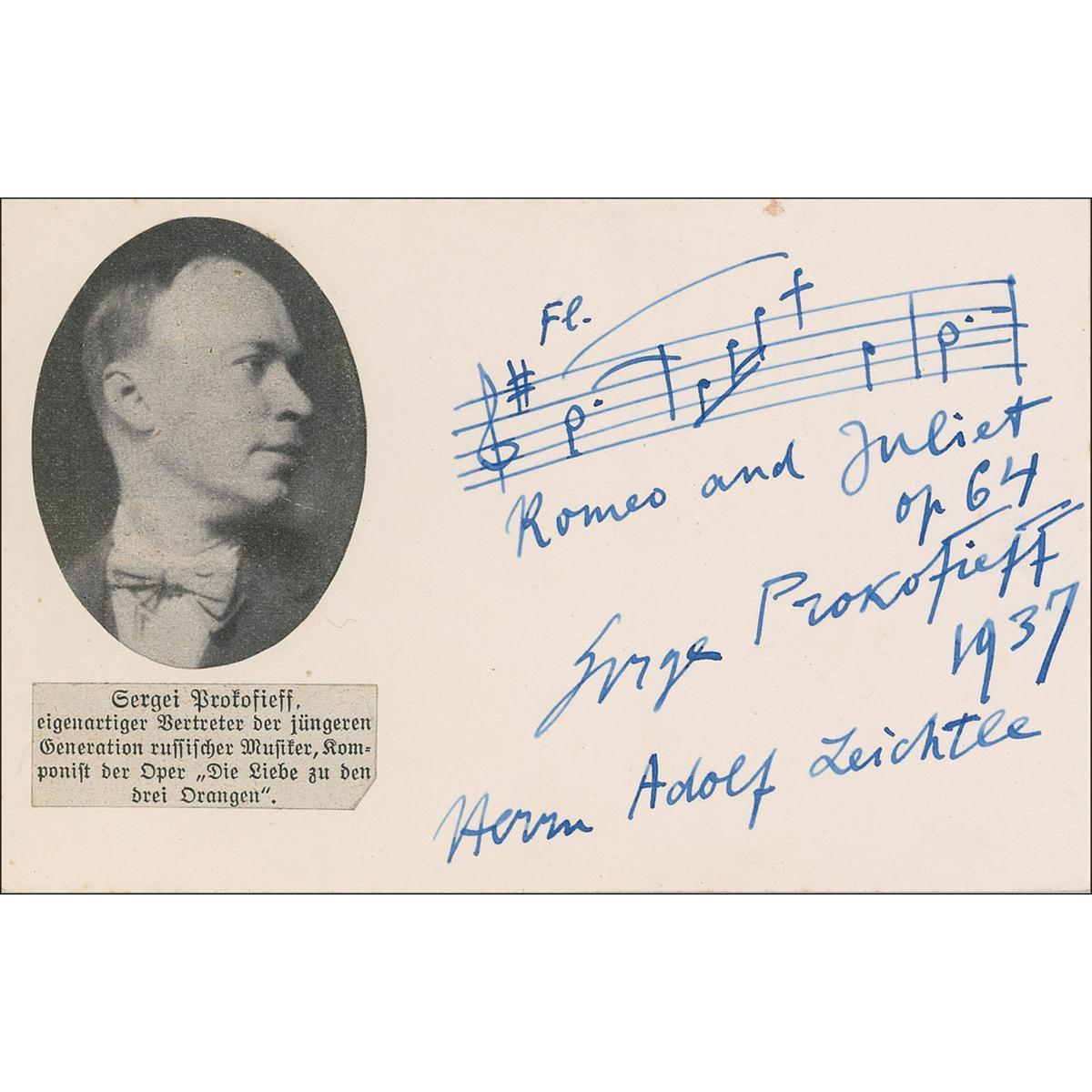 1937-sergei-prokofiev-assinatura-romeu-e-julieta
