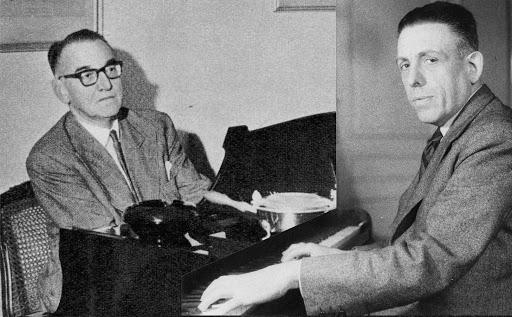 Frévier et Poulenc Concerto para dois Pianos