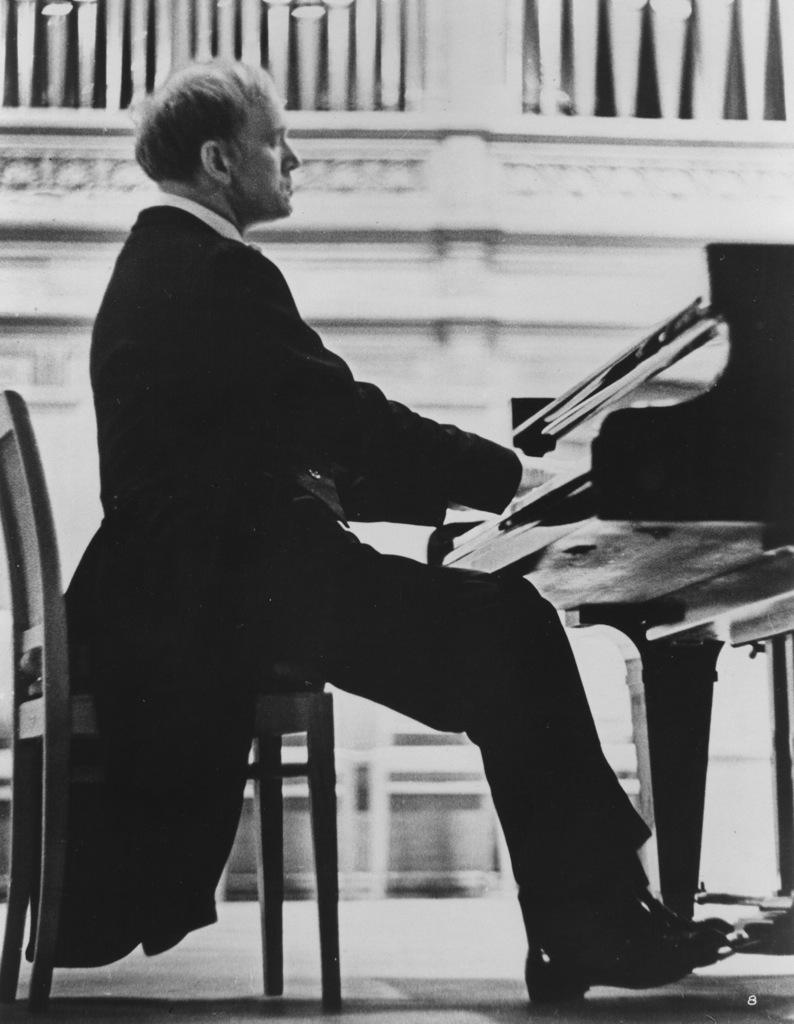 Prokofiev - sonata nº 7 - Sviatoslav Richter
