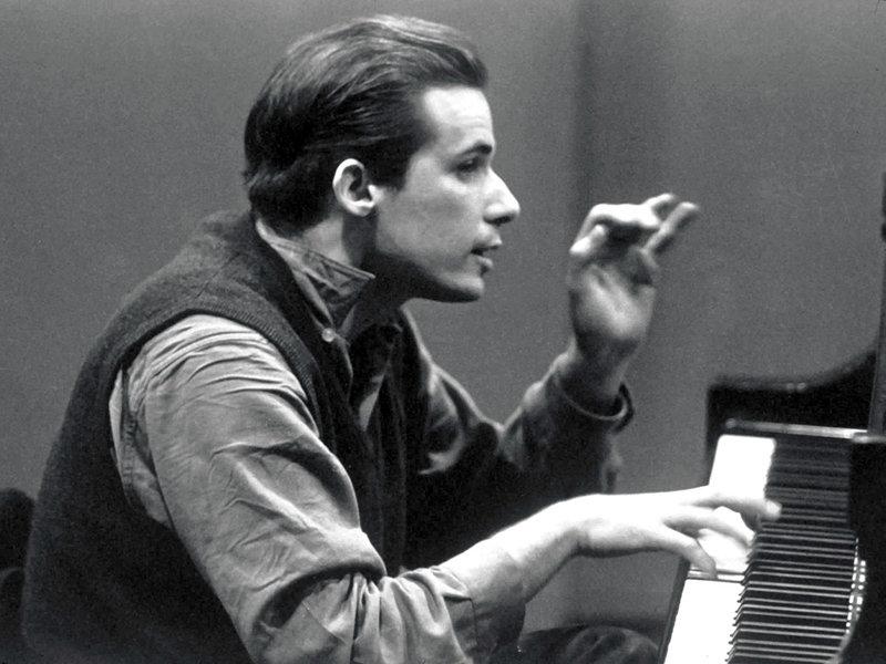 Glenn Gould bach variações goldberg
