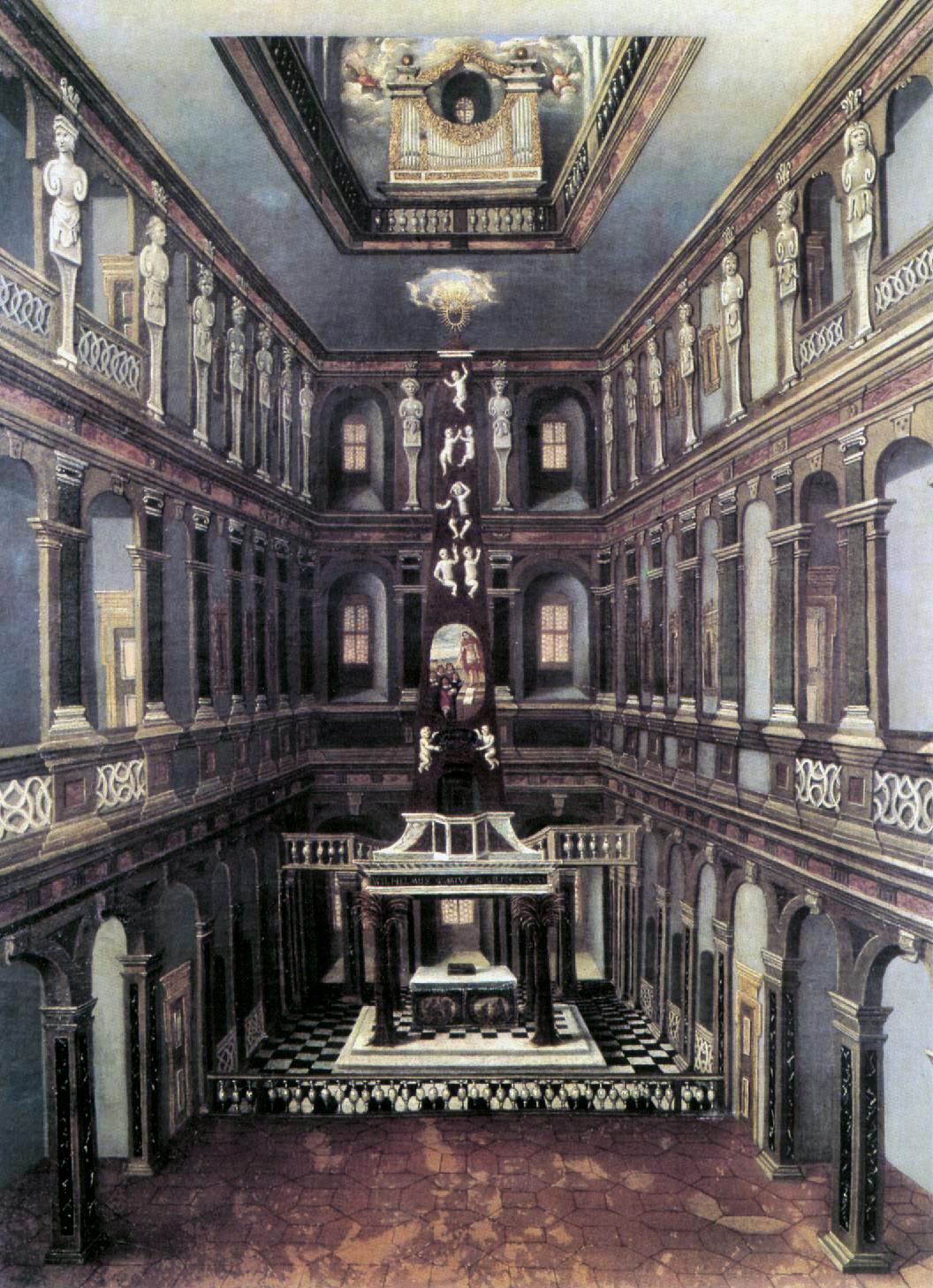 Bach Órgão Weimar
