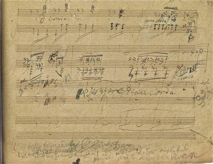 Beethoven Sonata nº 31 Op. 110