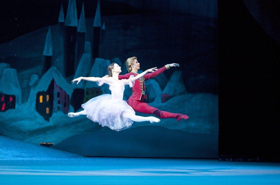 música e dança quebra nozes tchaikovsky nutcracker bolshoi