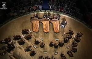 """Mozart - Concerto nº 7 em Fá Maior para Três Pianos, """"Lodron"""", K. 242"""