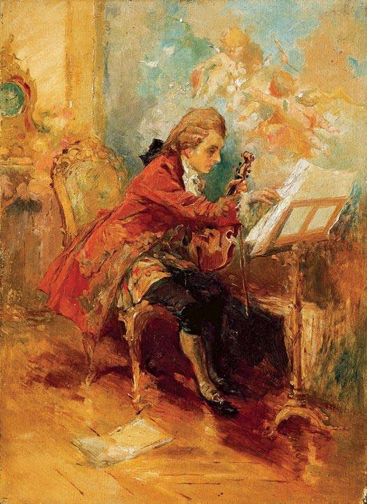 Mozart – Sonata nº 16 para Piano em Dó Maior, K.545