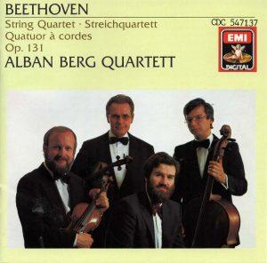 Beethoven Quarteto Opus 131