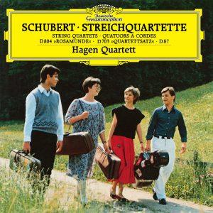 Schubert Quarteto Rosamunde