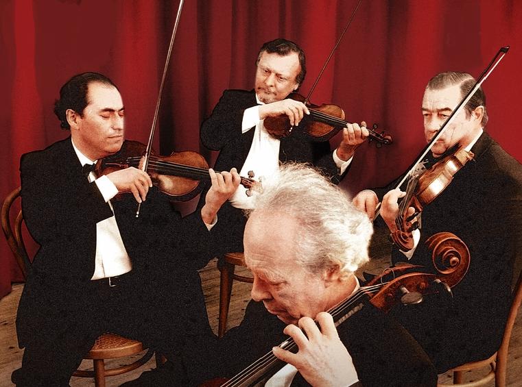 Shostakovich - Quarteto nº 3 em Fá Maior