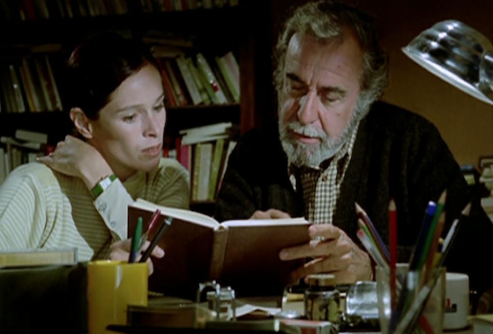 Elisa, vida minha – Carlos Saura   Satie – Gymnopédie nº 1 e Rameau – Papa, mon amour