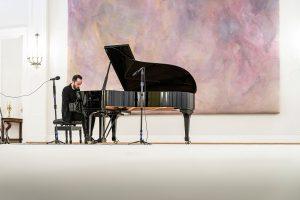 Igor Levit Castelo Bellevue Konzert