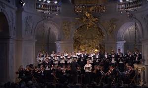 Monteverdi Choir – Concerto de 50 Anos | Capela do Palácio de Versalhes