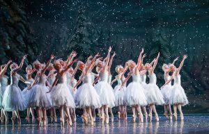 Tchaikovsky – O Quebra-Nozes: Flocos de Neve