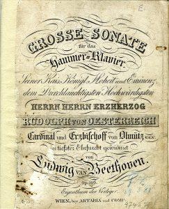 "Beethoven - Sonata nº 29 em Si Bemol Maior, Op.106 – ""Hammerklavier"""