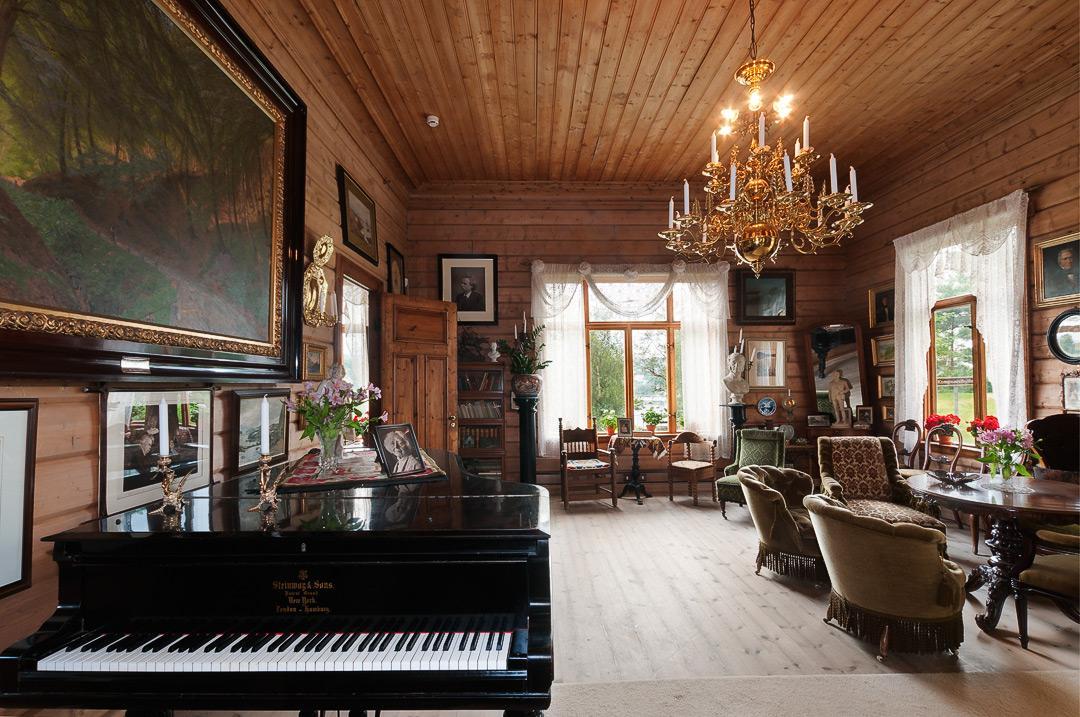 Grieg – Peças Líricas