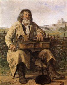"""Schubert – Der Leiermann (O homem do """"realejo"""")"""
