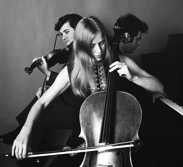 """Beethoven – Trio para Piano e Cordas em Ré maior, Opus 70 nº 1, """"Fantasma"""""""