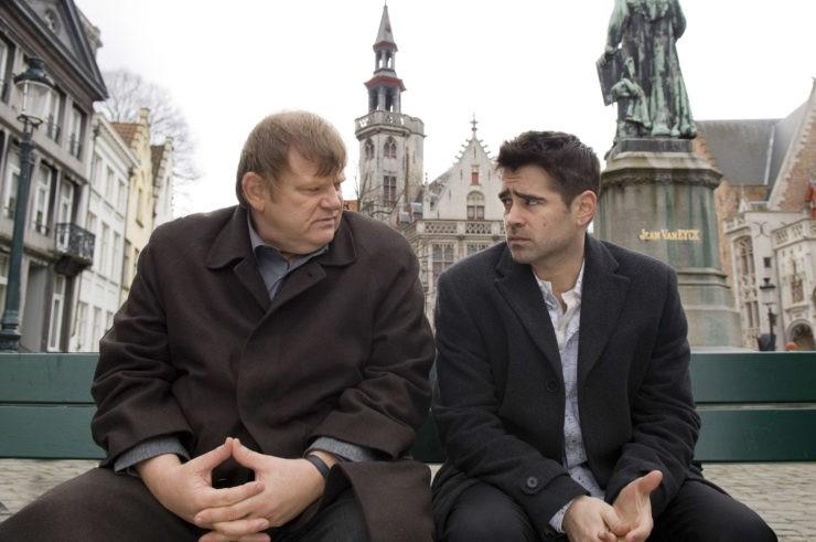 Música no Cinema | Martin McDonagh, Na Mira do Chefe (In Bruges) | Schubert, Der Leiermann