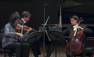 Brahms - Trio em Dó Maior, Op.87