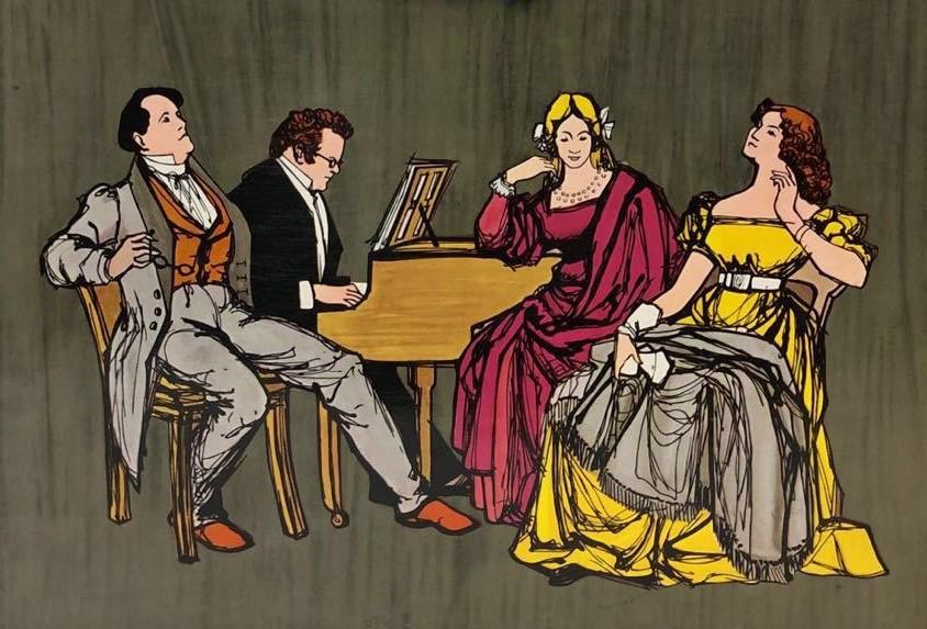 Schubert - Improviso D. 946 nº 2