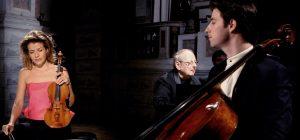 Mozart – Trio para Piano e Cordas em Dó Maior, K 548