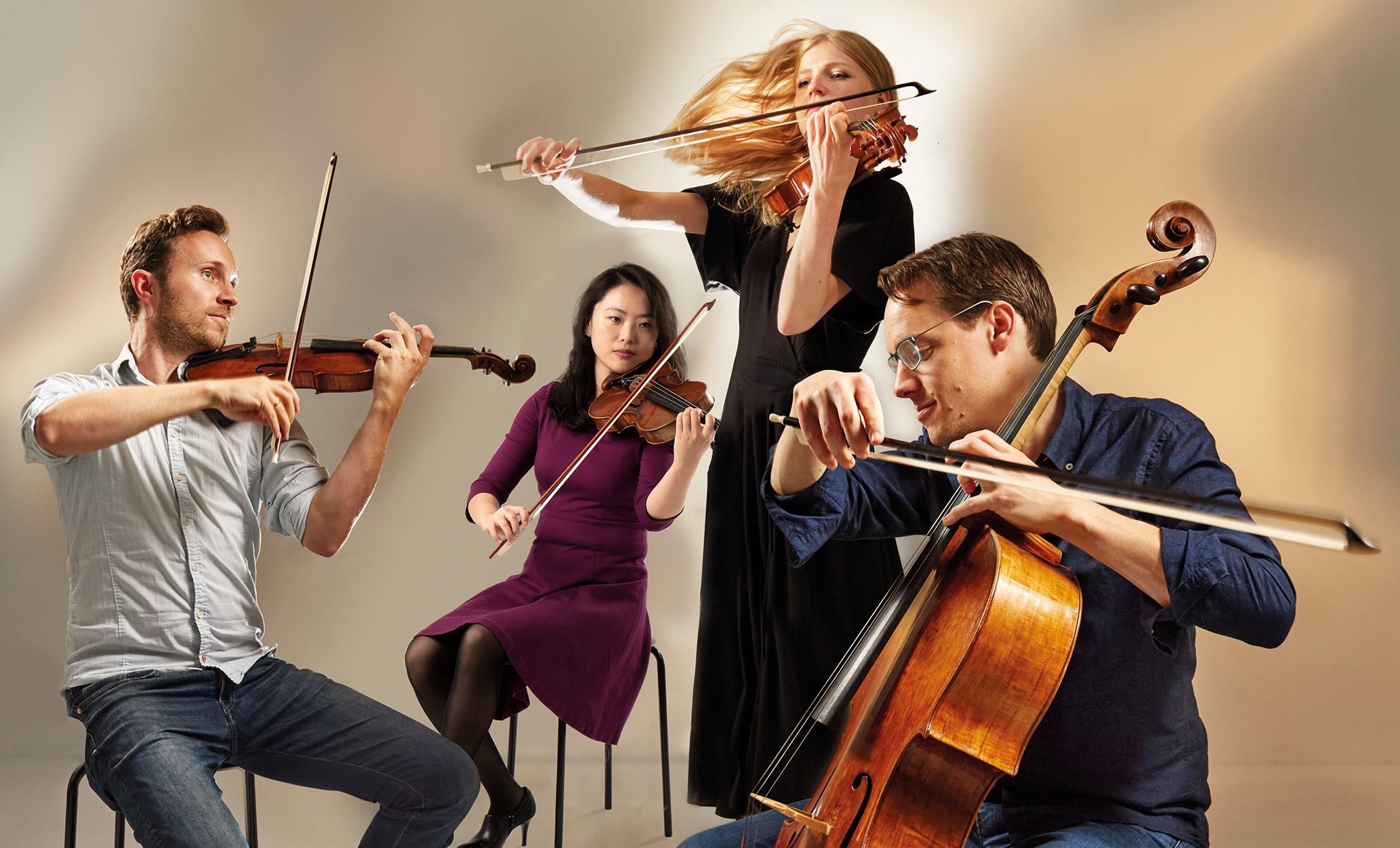 Schubert - Quarteto nº 15 em Sol Maior, D. 887