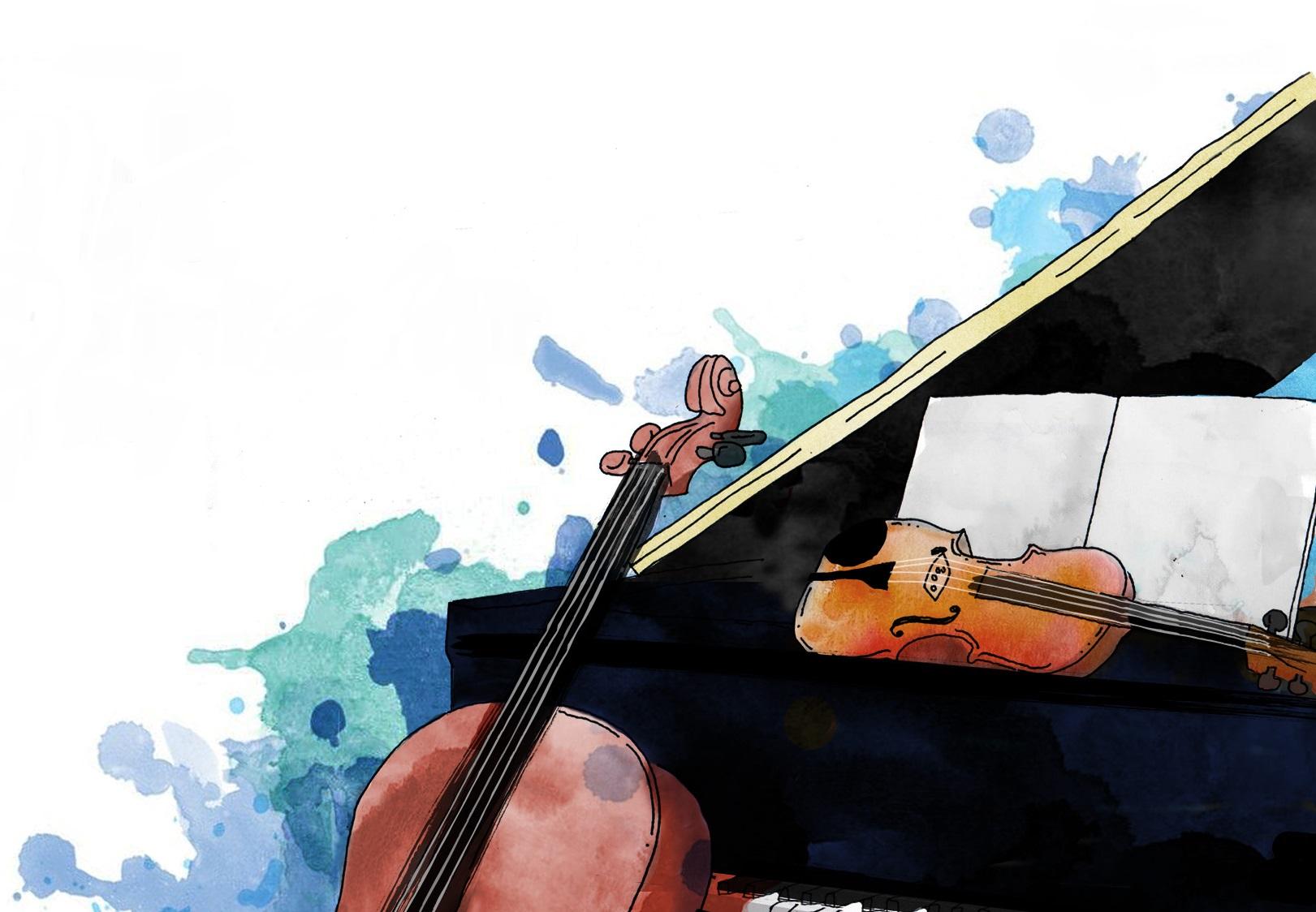 Schubert - Trio em Si Bemol, Op. 99 (D.898)