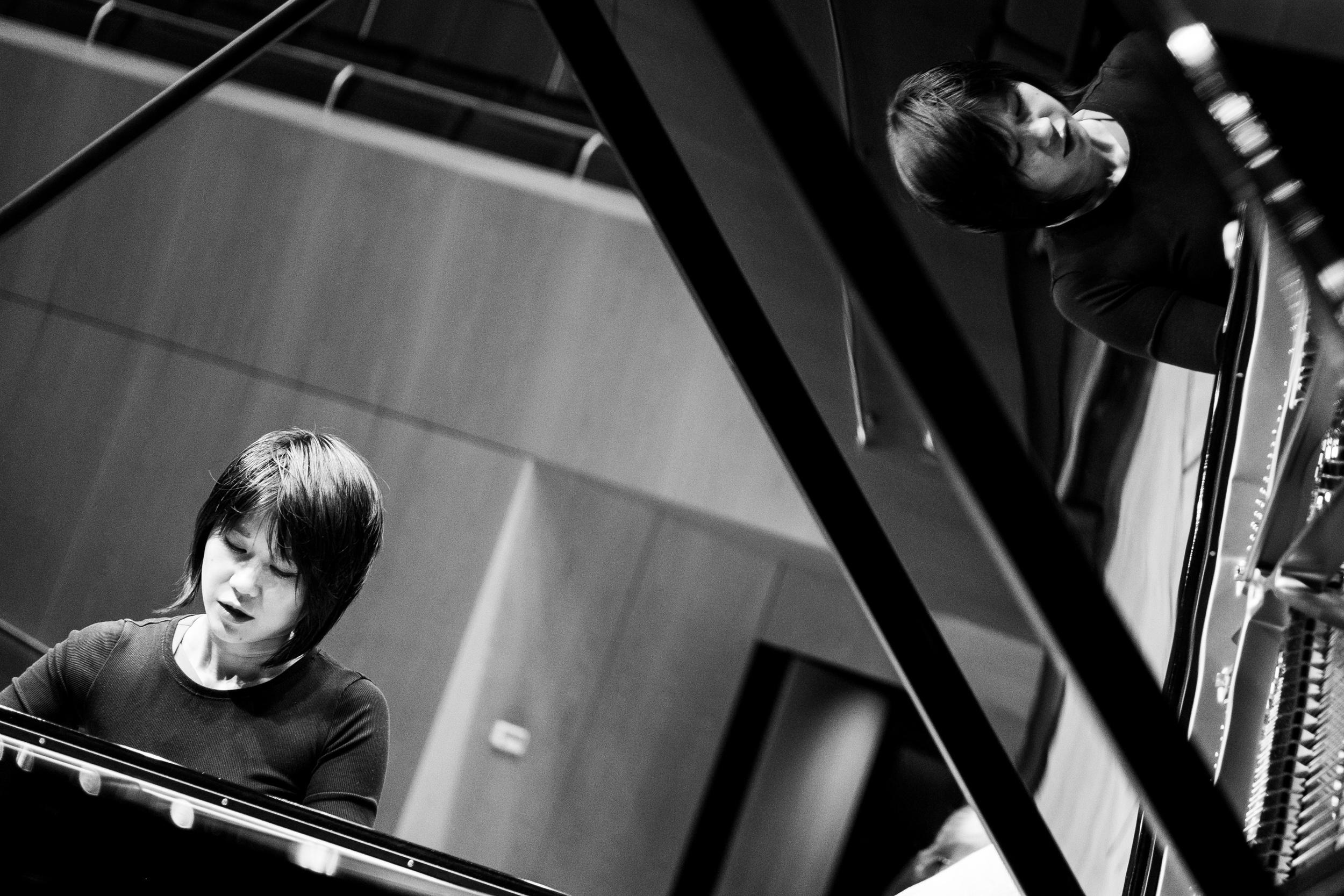 Mendelssohn - Canções sem Palavras, Op. 67 nº 2 Yuja Wang