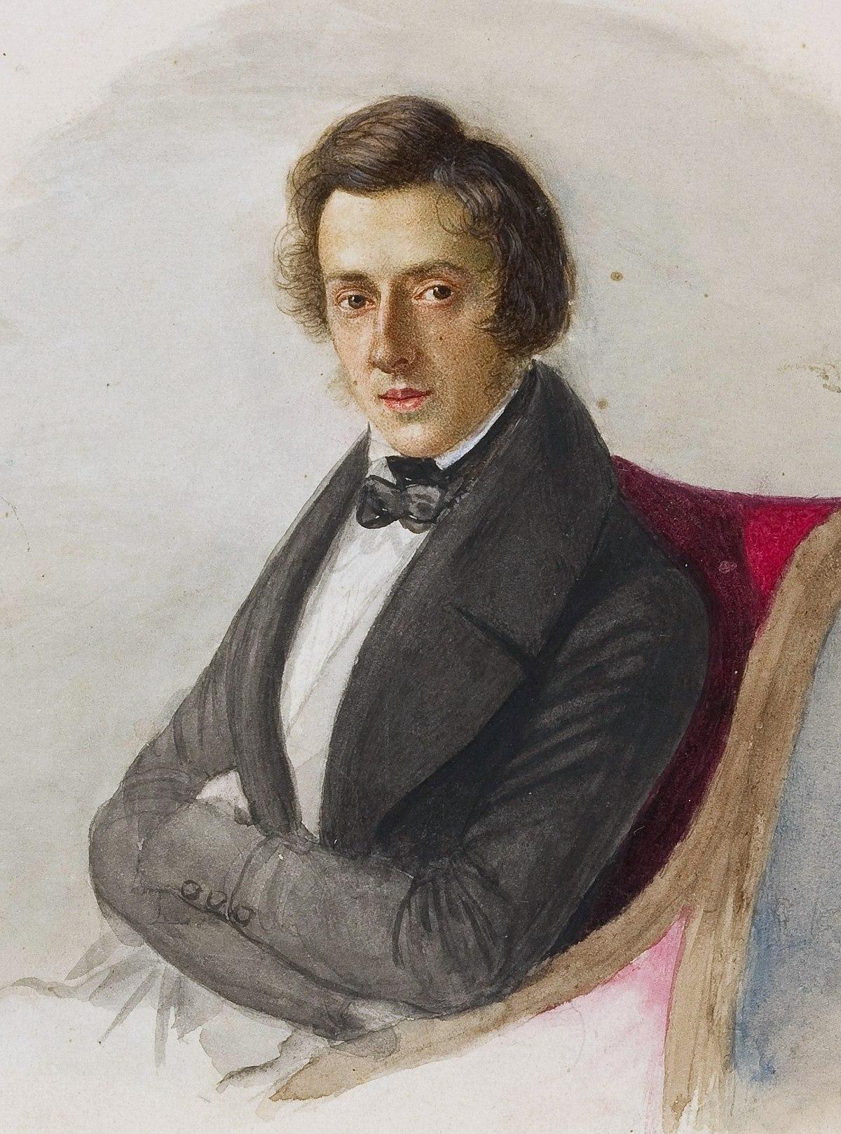 Chopin Estudos Revolucionários