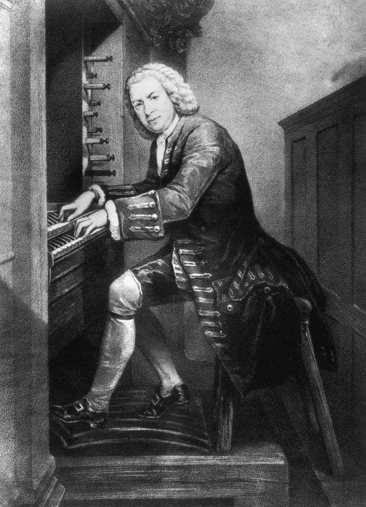 Bach principais obras