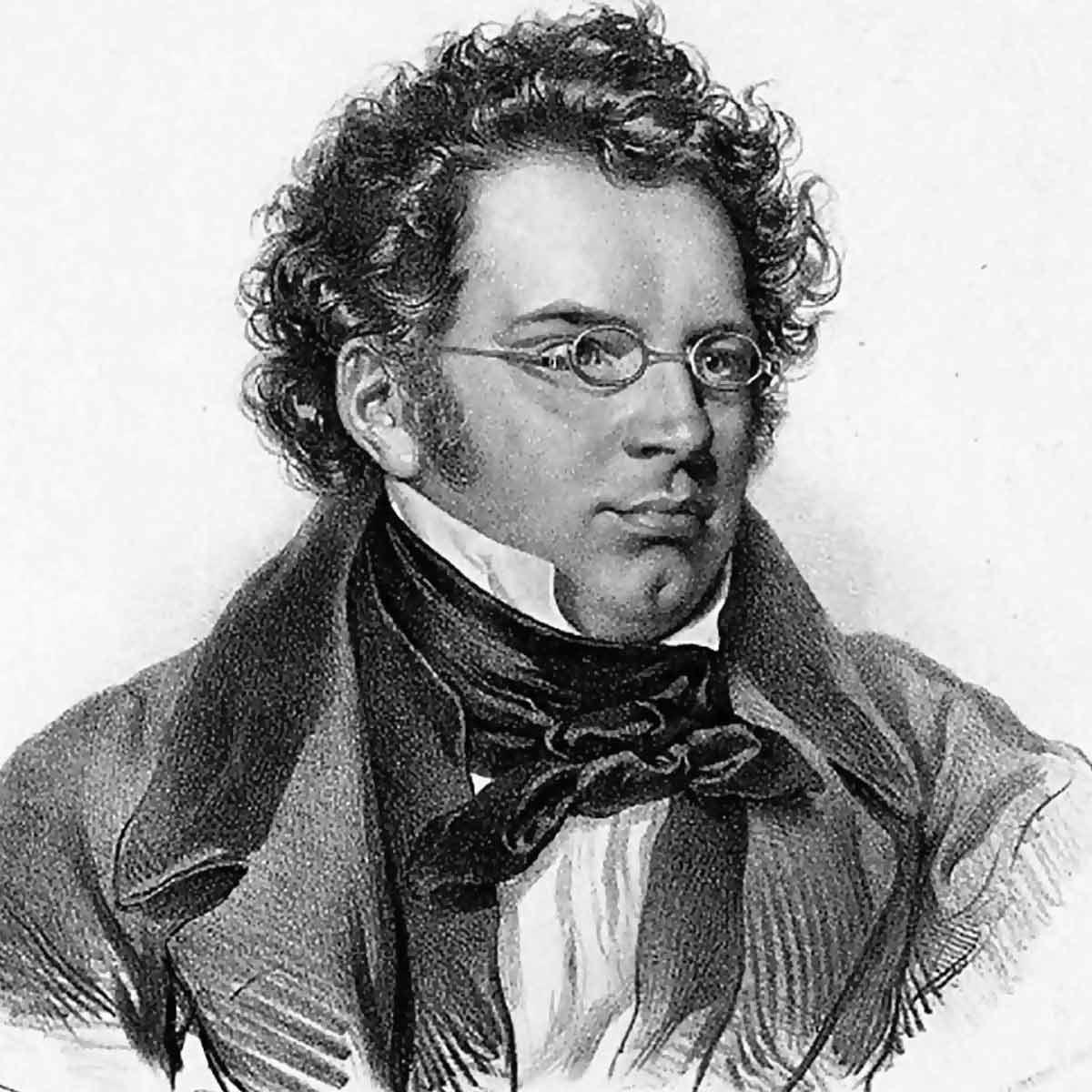 Franz Schubert maiores compositores