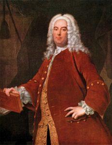 George-Frideric Händel Sarabande