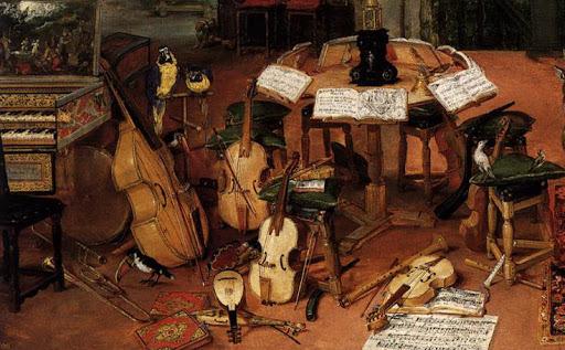 Instrumentos barrocos Handel_Concerto Op. 6 no. 1