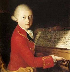 maiores compositores mozart