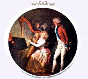 Mozart – Concerto para Flauta, Harpa e Orquestra