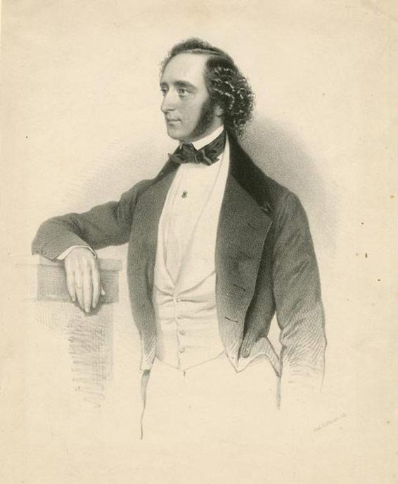Mendelssohn - Canções sem Palavras, Op. 19 nº 5