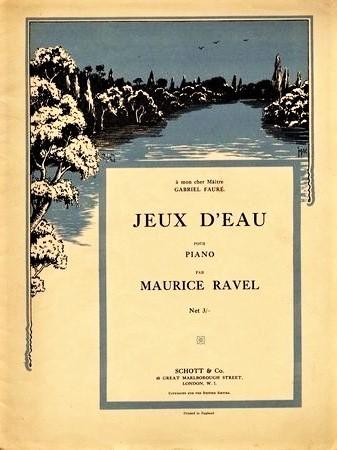 Ravel – Jeux d'Eau
