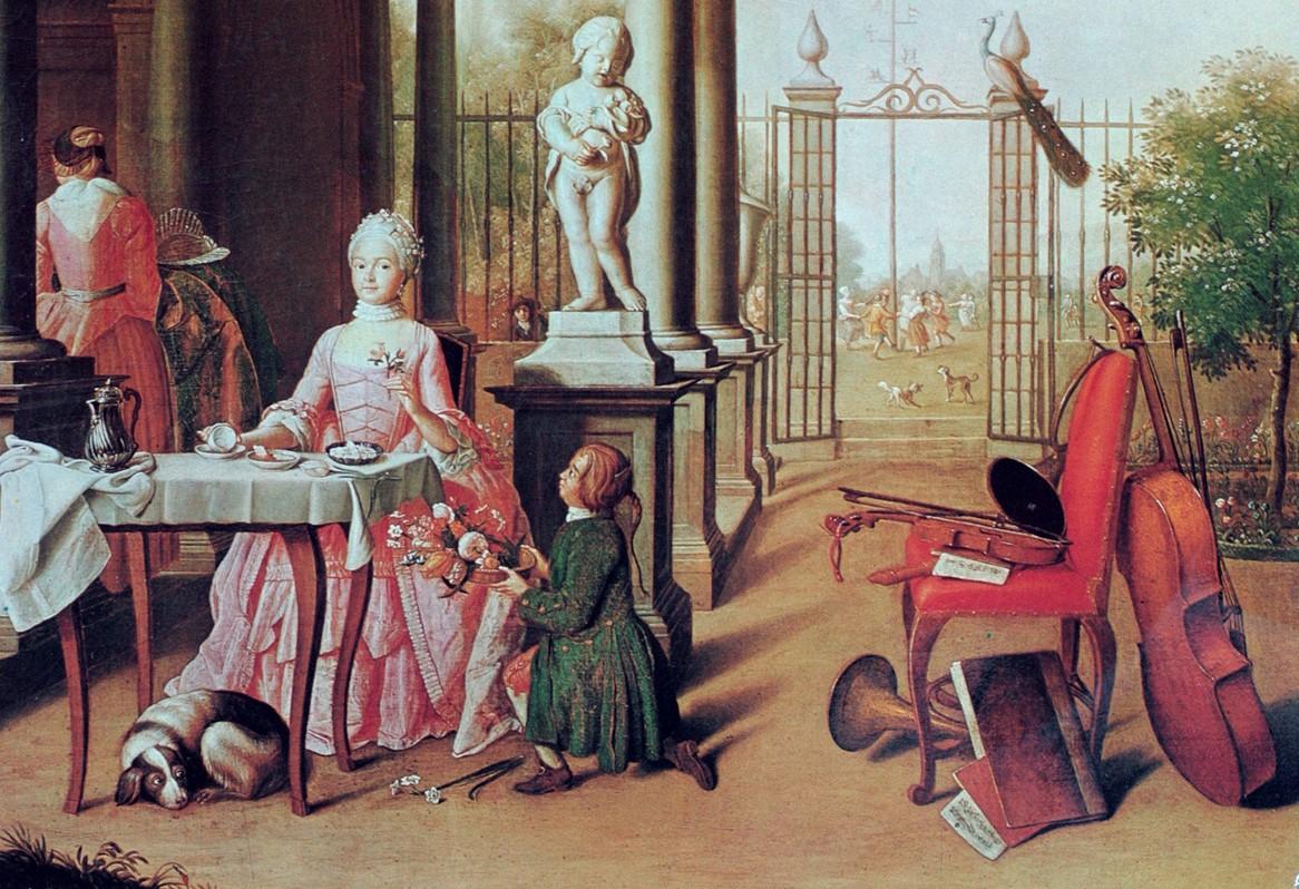 Mozart – Divertimento em Si Bemol Maior, K.270