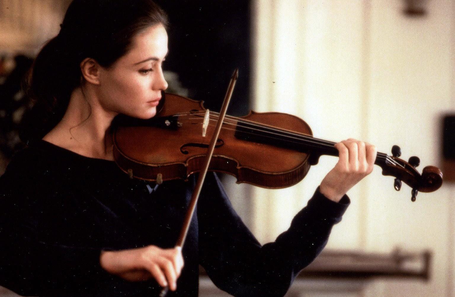 Emmanuelle Béart Um coração no inverno | Ravel