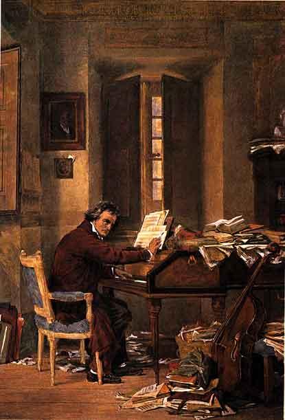 Beethoven – Fuga, da Sonata nº 29 Op. 106 - Hammerklavier