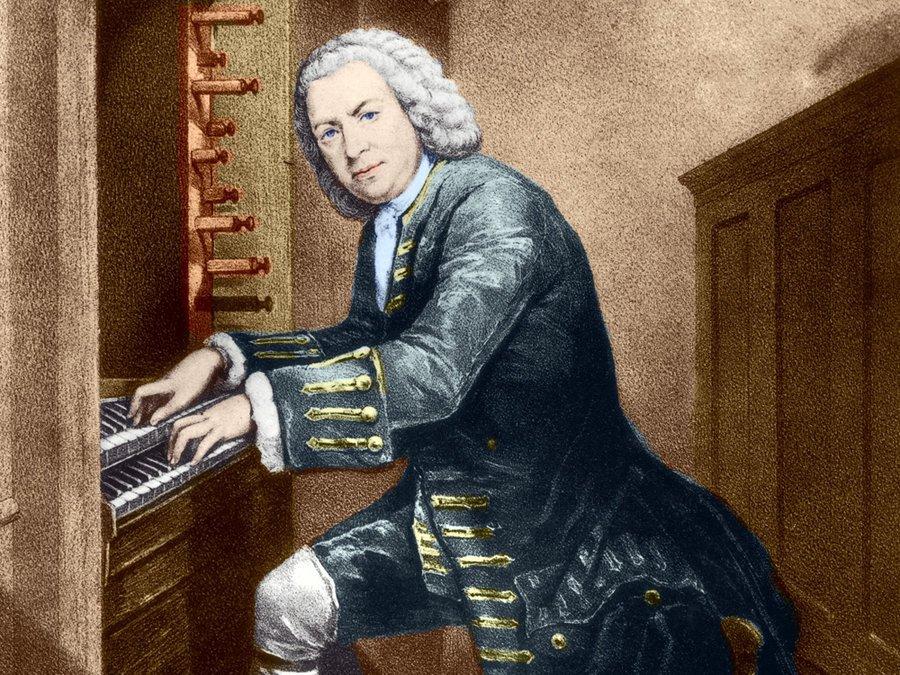 Bach - Partita nº 1, BWV 825