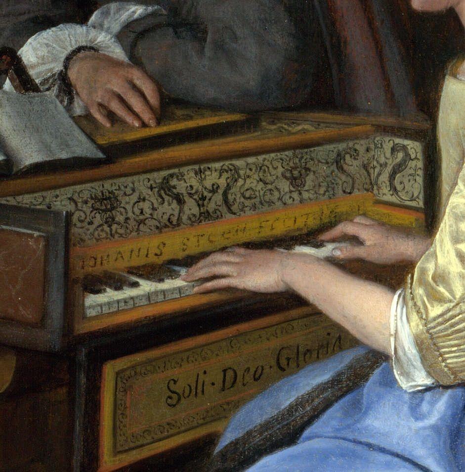 Bach - Suíte Francesa nº 5, BWV 816