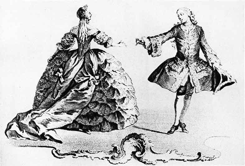 Menuet Händel – Suíte nº 3, HWV 428_baroque_dance