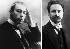 Rachmaninov – Études-Tableaux, Op. 39: nº 4 e nº 6
