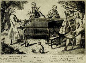 Bach – Suíte Inglesa nº 3, BWV 808