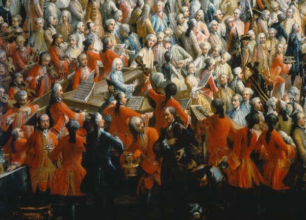 Mozart – Concerto para Piano e Orquestra nº 22 em Mi Bemol Maior, K.482