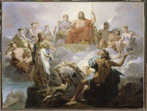 Schubert – Die Götter Griechenlands