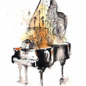 Beethoven – Concerto para Piano e Orquestra nº 1 em Dó Maior, Op. 15